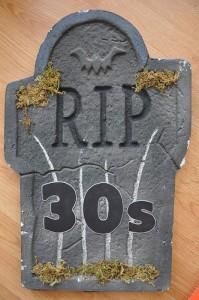 Tombstone 30s